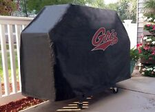 Montana Grill Cover with Grizzlies Logo on Black Vinyl