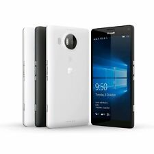 "Microsoft Nokia Lumia 950 Single SIM 32GB 20MP Unlocked GSM 5.2"" Smartphone"