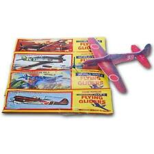 12 Flying Glider Planes, Foam Gliders, Party Bag Toys, Games, Prizes, Sell