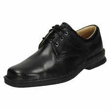 Mens Clarks Formal Lace Up Shoes Salute Pass