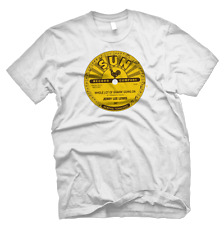 SUN RECORDS JERRY LEE LEWIS WHOLE LOTTA SHAKIN' GOING ON TEE SHIRT - WHITE NWT