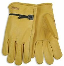 KINCO Unlined Cowhide Work Gloves XLarge Construction Farm