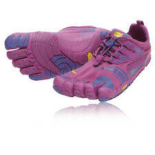 ViSports Bra Support Topm FiveFingers KMD Sport LS Womens Purple Shoes Trainers