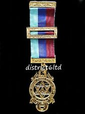 masonic regalia-ROYAL ARCH PROVINCIAL CHAPTER BREAST JEWEL STANDARD/LARGE SIZE