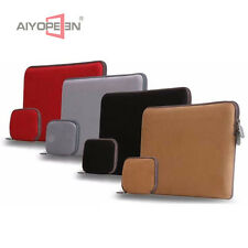 Neoprene Sleeve Case Pouch Cover Carry Bag for Macbook Air 11 13 Pro Retina 12