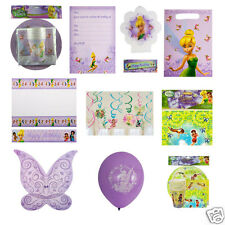 NEW Disney Fairies / Tinkerbell Party Supplies - Choose what you need!