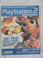 34593 Issue 15 Official UK Playstation 2 Magazine 2001