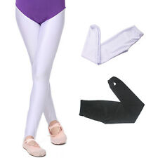 Girls Kids Tights Pantyhose Hosiery Stockings Opaque Ballet Dance wear Costume