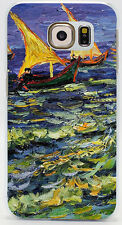 Seascape At Saintes Maries Van Gogh Hard Case Cover Coque For All Phone Models