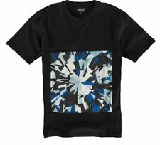 Diamond Supply Co. Simplicity Panel Tee - Black - Men's T-Shirt