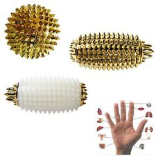 3 Type NEW Acupressure Hand Massager Body Acupuncture Improve Blood Flow