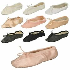 Childrens Spot On Ballet Shoes