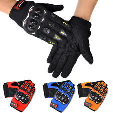 Motorbike Motocross Summer Fiber Bike Racing Gloves Pro-Biker Motorcycle Glove