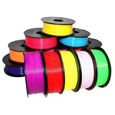 1.75mm ABS/PLA Print Filament For 3D Drawing Printer Pen Modeling Stereoscopic