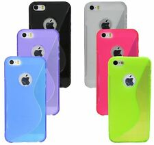 Gel Silicone Cover Silicone Case Case Accessories case @Cofi for Iphone 5/5S