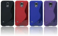 Gel Silicone Cover Silicone Case Cover for Samsung Galaxy S5 NEO G903F @COFI