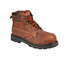 TK Steel Goodyear Welted Safety Boots SBP – Models: 2006 & 2007 - Various Sizes