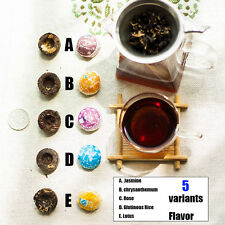 5g Chinese Yunnan Pu-erh Cooked Mini Tuo Cha Ripe Puer Tea*Assorted Flavor