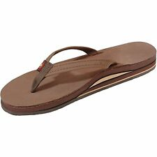 Women's Rainbow Sandals 302ALTSN-EXPR Premier Leather Double Layer Narrow Strap