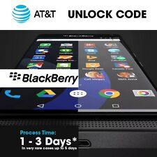 Unlock Code for BlackBerry Classic, Passport, Z10, Q10, Curve locked to At&t
