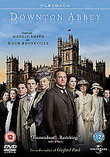 Downton Abbey - Series 1 - Complete (DVD, 2010, 3-Disc Set) Brand New