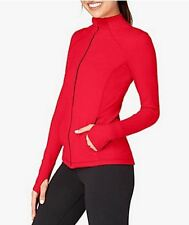 NEW BEYOND YOGA FITTED MOCK NECK Womens Jacket NWT Size medium