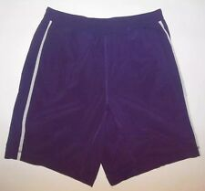LULULEMON MENS PACE BREAKER SHORTS PURPLE RUNNING LOUNGE WORKOUT TO AND FROM M