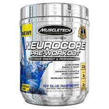 Neurocore Pro Series 50 servings - Muscletech - Pre-workouts with caffeine