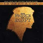 The Prince Of Egypt: Music From The Original Motion Picture Soundtrack by Variou
