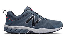 NEW MEN'S NEW BALANCE 610 V5 TRAIL RUNNING SHOES!!! IN GRAY!!! $75 RETAIL!!!