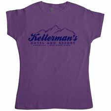 Inspired By Dirty Dancing Womens T Shirt - Kellermans - 8Ball T Shirts