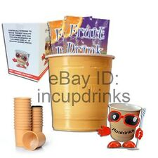 In Cup, Incup Drinks for 73mm Vending Machines - Fruit Drinks for Hot or Cold