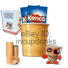 In Cup, Incup Drinks for 73mm Vending Machines - Kenco Rich Coffee