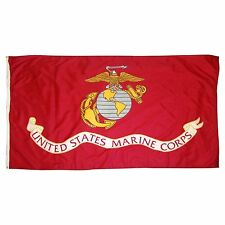 UNITED STATES MARINE CORPS BOAT/MOTORCYCLE FLAG us army banner parade Festival