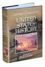 The Oxford Companion to United States History (Oxford Companions):