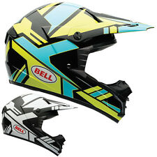 Bell Powersports SX-1 Stack Off Road Motocross Helmets