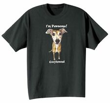 Dog Breed Tee- Greyhound Shirt