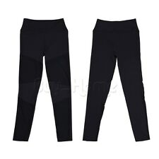 Womens Yoga Gym Workout Sports Leggings Running Fitness Pants STRETCH Trousers