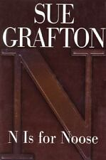 Kinsey Millhone Mystery: N Is for Noose 14 by Sue Grafton (1998, Hardcover, Revi