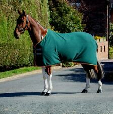 NEW Shires Tempest Jersey / Fleece Horse Pony Cooler Travel Combo Rug Fixed Neck