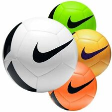 Nike Strike Team Football Soccer Ball White/Green/Orange Size 5 Volt SC2678-107