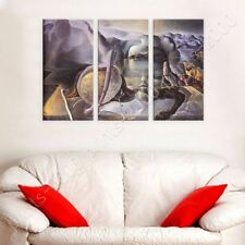 Alonline Art - POSTER Or STICKER Decals Vinyl The Endless Enigma Salvador Dali