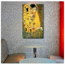 Alonline Art - POSTER Or STICKER Decals Vinyl The Kiss Gustav Klimt Posters