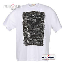 Maxfort Maxfort. Extra large men's printed t-shirt short sleeves. Article  254
