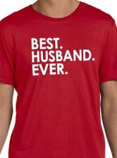 Best Husband Ever Men's Husband gift cool t shirts Valentines day gift dad gift