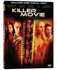 Killer Movie (DVD, 2009, Includes Digital Copy)