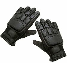 Paintball Tactical Airsoft Hunting Motocross Cycling Armour Full Finger Gloves