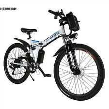 26'' electric mountain bike/bicycle power lithium electric sports offroad CESU