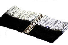Jive-Dance-Shows-Solo-Troupes-Fancy Dress SEQUIN WASPIE ELASTICATED BELT