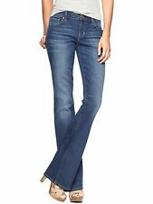 GAP 1969 WOMENS NEW SEXY BOOT MEDIUM WASH DENIM JEANS FALL13 SOLD OUT S/447434